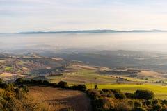 Landseite in Spanien Lizenzfreie Stockfotografie