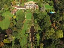 Landsgods i sydliga England arkivbilder