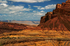 Landshaft van Utah Stock Foto