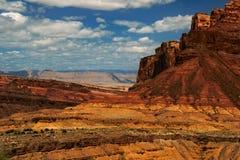 Landshaft von Utah Stockfoto
