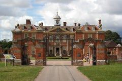 Landshus England Arkivbilder