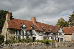 Landshus England Royaltyfri Bild