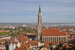 Landshut Imágenes de archivo libres de regalías