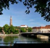 Landshut Imagenes de archivo