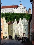 Landshut Foto de archivo libre de regalías