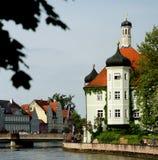 Landshut Royalty Free Stock Photos