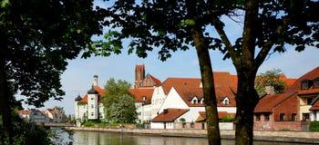 Landshut Royalty Free Stock Images
