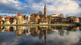 Landshut, Germany Stock Images