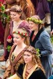 Landshut-Hochzeit Lizenzfreie Stockbilder