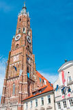 Landshut Wedding. The Church of St. Martin in Landshut is a medieval church in the German city located in the state of Bavaria. St. Martin`s Church, along with Stock Photo