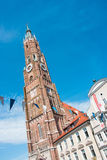Landshut Wedding. The Church of St. Martin in Landshut is a medieval church in the German city located in the state of Bavaria. St. Martin`s Church, along with Stock Images