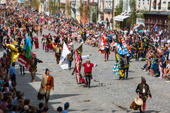 Landshut Wedding Royalty Free Stock Photo