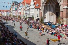 Landshut Wedding Royalty Free Stock Images