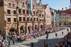 Landshut Wedding Stock Image