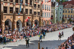 Landshut Wedding Royalty Free Stock Image