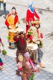 Landshut Wedding. Sutler at Landshut Wedding. The Landshut Wedding German: Landshuter Hochzeit is one of the largest historical pageants in Europe Royalty Free Stock Image