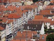 Landshutt Lizenzfreies Stockfoto