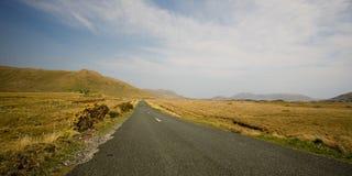 Landshuvudväg Fotografering för Bildbyråer