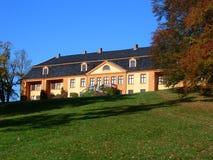 Landsitz stockfoto