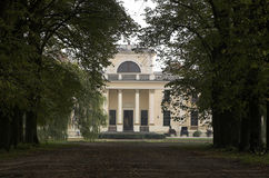 Landsitz-Haus Lizenzfreie Stockbilder
