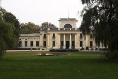 Landsitz-Haus Lizenzfreie Stockfotografie