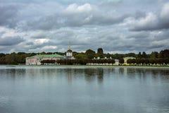 Landsitz Kuskovo Stockfoto