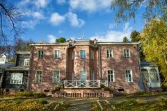 Landsitz Muranovo Lizenzfreies Stockfoto
