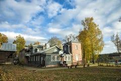 Landsitz Muranovo Stockbild