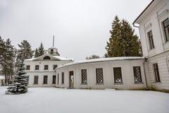 Landsitz Serednikovo, Moskau-Region, Russland Lizenzfreie Stockbilder