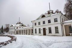 Landsitz Serednikovo, Moskau-Region, Russland Stockbilder