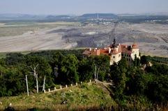 Landsitzhaus Jezeri Lizenzfreies Stockfoto