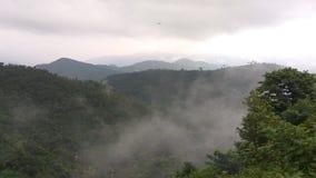 Landskap - Araku Arkivbild