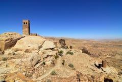 Yemen landskap Fotografering för Bildbyråer