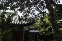Landskap av den PekingTanze templet Royaltyfri Foto