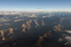Landskap av det höga berget Royaltyfri Fotografi