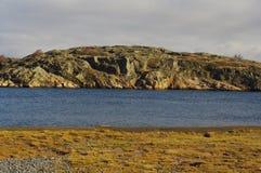Landskap av Göteborg öar Royaltyfri Bild