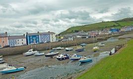 Landskap av hamnen Royaltyfri Foto