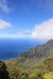 Landskap av Kauai Fotografering för Bildbyråer