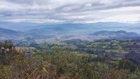Landskap av lacabañaduitamaen Royaltyfria Bilder