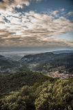 Landskap av Mallorca Royaltyfri Foto