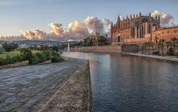 Landskap av Mallorca Arkivfoton