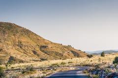 Landskap av Marocko Arkivfoton