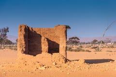 Landskap av Marocko Royaltyfri Bild