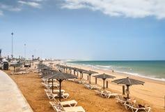 Landskap av Marocko Royaltyfri Fotografi