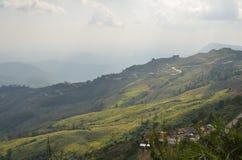 Landskap av Phu Thap Boek Arkivfoton