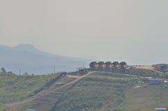Landskap av Phu Thap Boek Royaltyfri Fotografi