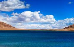 Landskap av Siling Co Royaltyfria Bilder