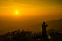 Landskap av Thailand Royaltyfri Fotografi