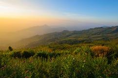 Landskap av Thailand Royaltyfri Foto