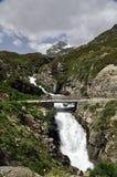Landskap av Tirol Royaltyfria Foton
